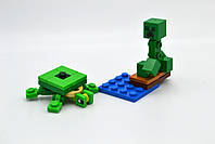"Конструктор My World ""Остров сокровищ"" / ""Кактус и черепаха"", фото 2"