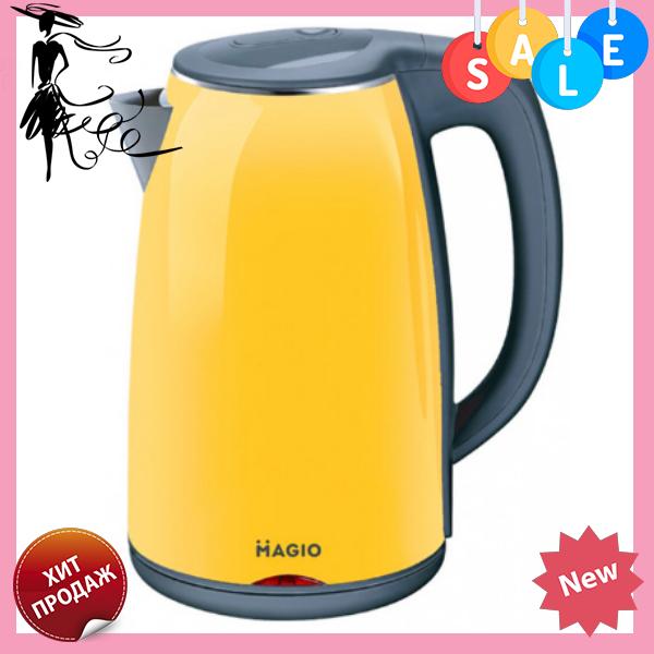 Електрочайник MAGIO MG-976 | електричний чайник-термос