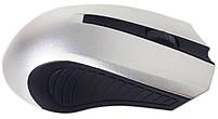 Мышка беспроводная Zeus M-220, оптическая, серая, фото 3