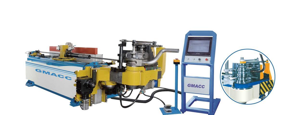 Машина для гибки многослойных труб с ЧПУ GM-CNC 63/76/89/100/114/120