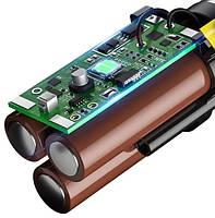 Автомобильный пылесос аккумуляторный BASEUS A2, 2 насадки, черный, фото 4
