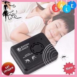 Міні ультразвуковий відлякувач комарів Aokeman AO-149   пастка для комах   принада для комарів