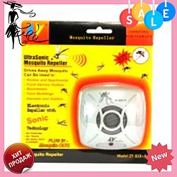 Ультразвуковой отпугиватель комаров ZF810A от сети 220V   ловушка для насекомых   приманка для комаров