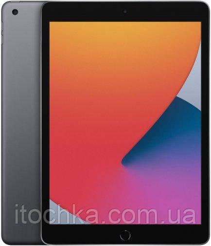 """Apple iPad 8 10.2"""" 128Gb Wi-Fi Gray (MYLD2) 2020"""
