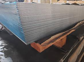 Алюминиевый лист АД0 1,5Х1000Х2000 под пленкой
