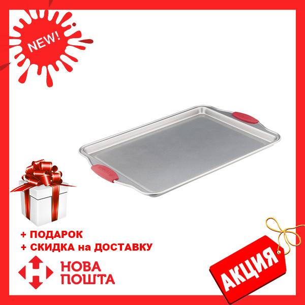 Деко для запекания Vinzer 89486 прямоугольное (33 см)   форма для выпечки Винзер   противень с ручками