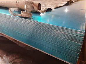 Листовой алюминий АД0 1,5Х1250Х2500