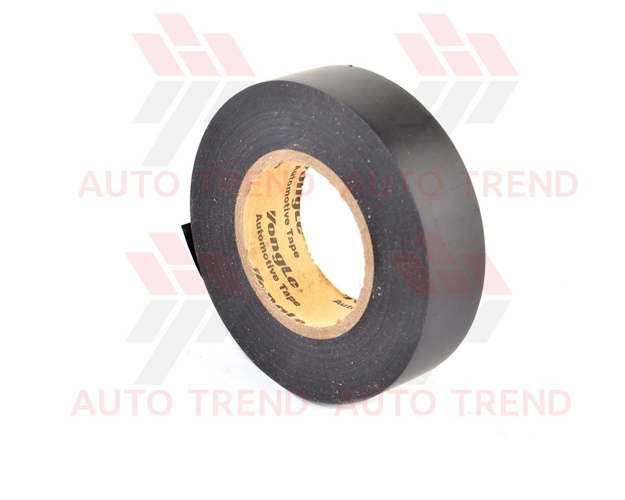 """*Изолента ПВХ """"Vongle Automotive Tapes"""", 19мм, черная 30м корич. ролик (бытовая/автомоб.)"""