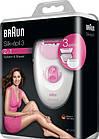 Эпилятор Braun Silk-epil 3 SE 3-274 White/Pink, фото 3