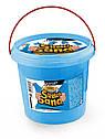 """Кінетичний пісок Danko Toys що розтягується """"Stretch Sand"""" 700г STS-01-01U, фото 6"""