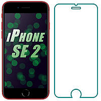 Защитное стекло для iPhone SE2 /SE 2020 (Прозрачное 2.5 D 9H)