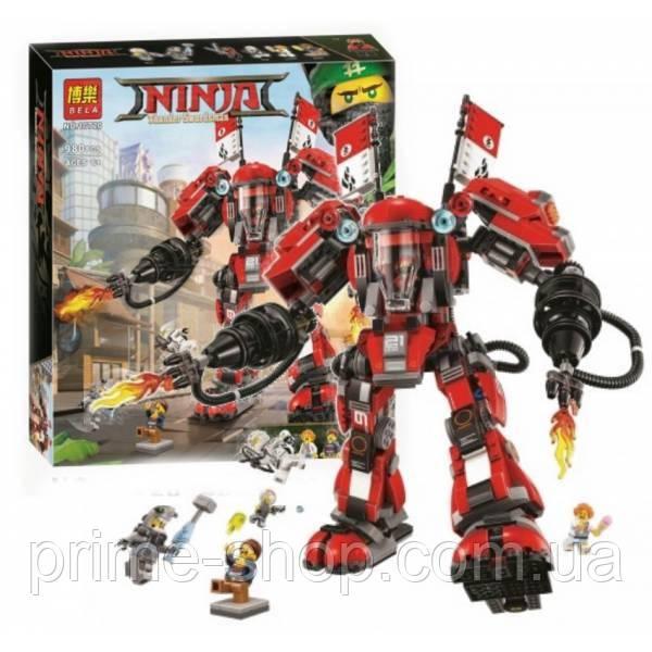 Конструктор  NJ 10720 Робот, 980 деталей