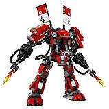 Конструктор  NJ 10720 Робот, 980 деталей, фото 2