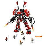 Конструктор  NJ 10720 Робот, 980 деталей, фото 3