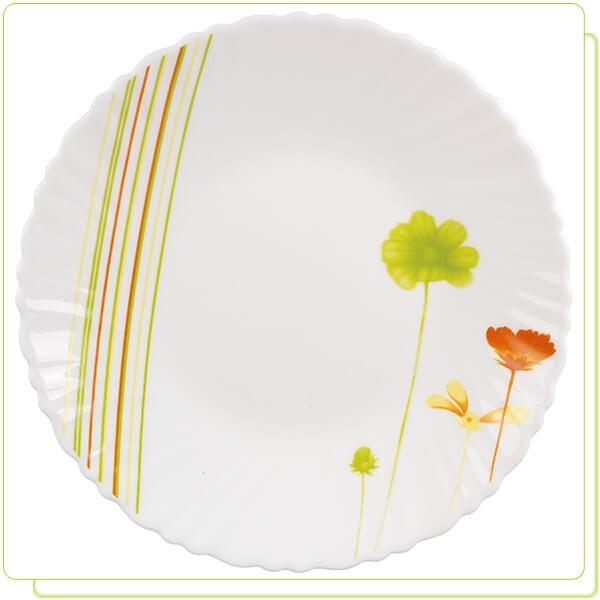 """Тарелка обеденная диаметр 25см """" Лето """" """" (только по 6 штук)"""