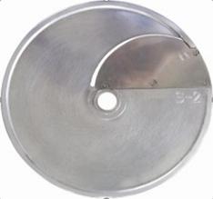 Диск слайсер E1 для нарезки овощей для овощерезки Rauder толщина нарезки 1 мм