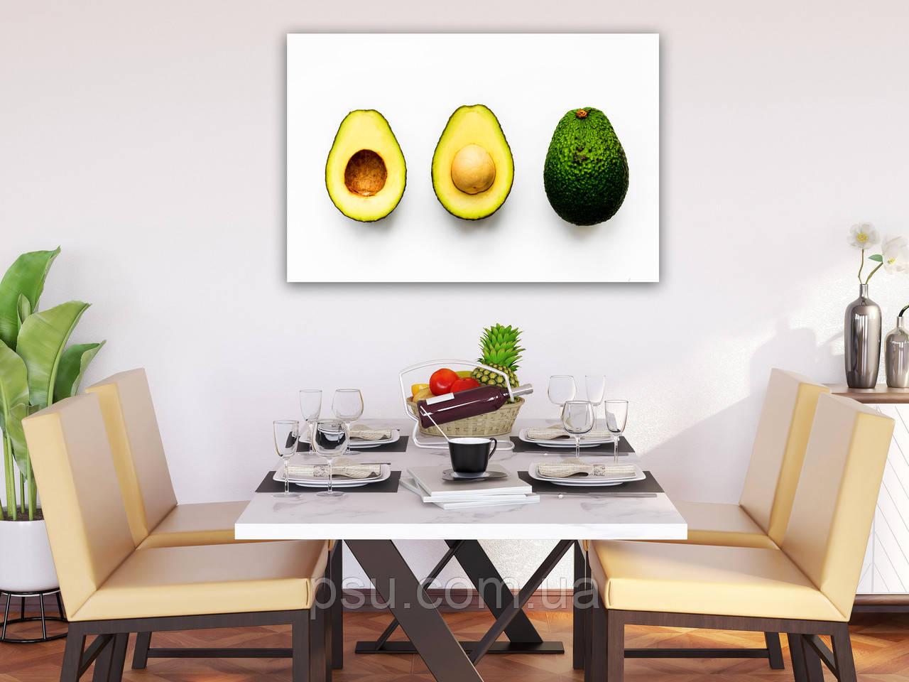 Картина на холсте Авокадо