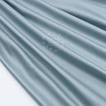 Клапоть сатину, колір сірої гавані, (№2795), розмір 39*120 см, фото 2