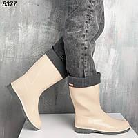 Резиновые сапоги женские 5377 (ВБ)