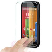 Защитное стекло для Motorola Moto E XT1021, XT1022, XT1025 - 2.5D, 9H, 0.26 мм