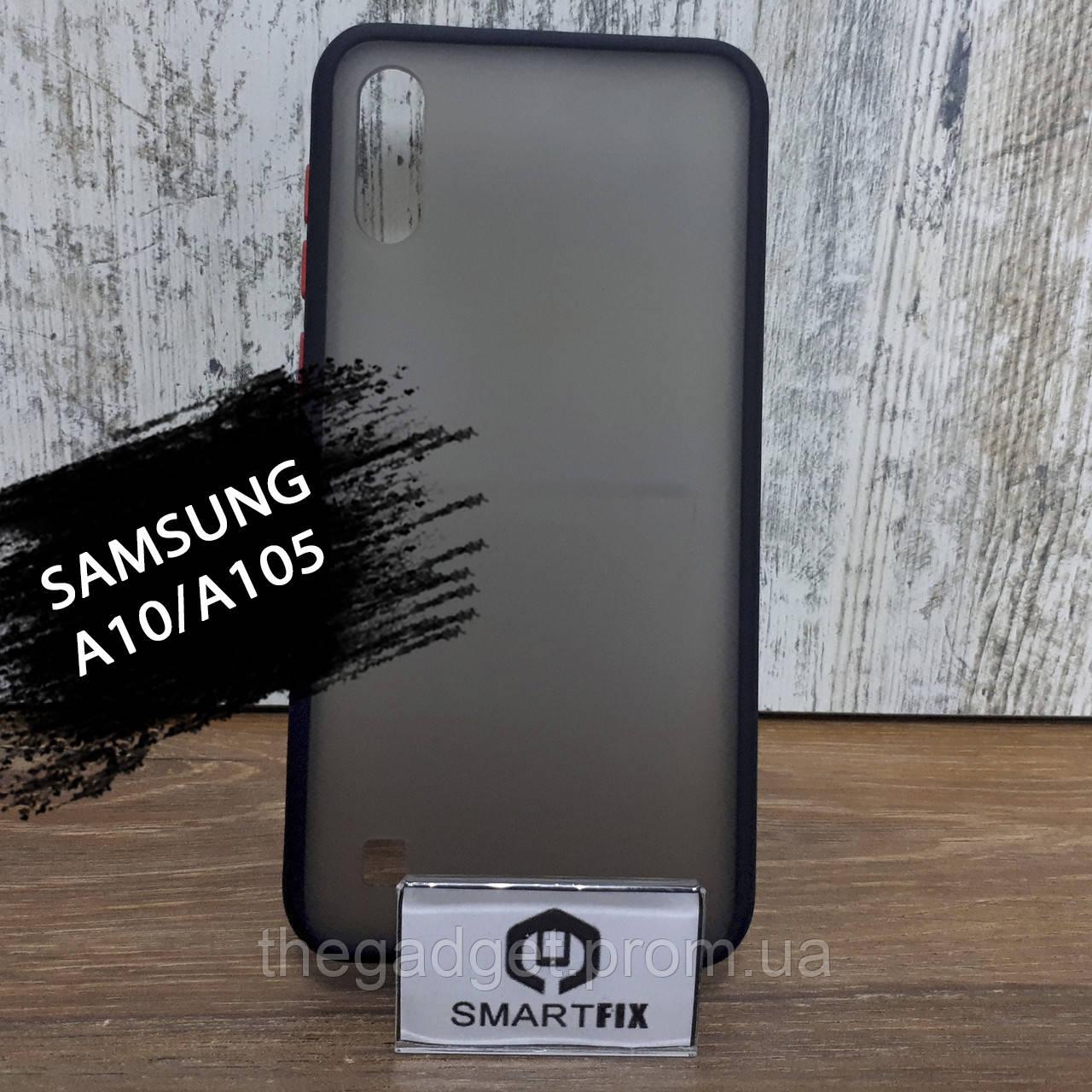 Силиконовый чехол для Samsung A10 / M10 / A105F / M105F Goospery