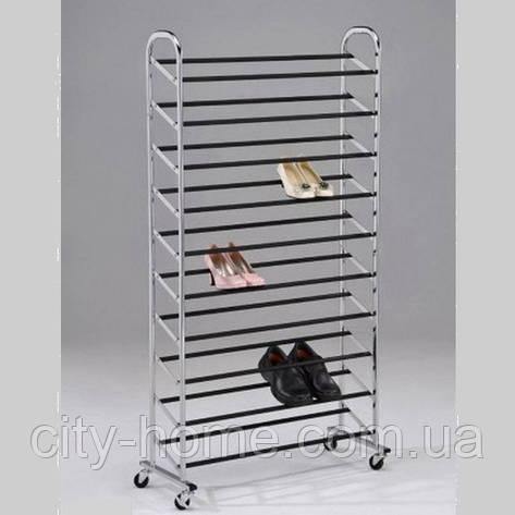 Підставка для взуття пересувна, фото 2