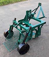 Картофелекопалка вибрационная тракторная