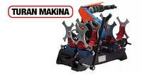 Сварочный аппарат Turan Makina AL 160. Аппарат для сварки ПЭ труб.