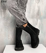 Осенние сапоги ботинки 5368 (ВБ), фото 2