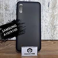 Силиконовый чехол для Samsung A10 / M10 / A105F / M105F Goospery, фото 1