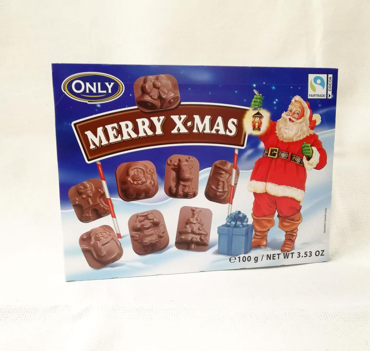 Only Merry x-mas