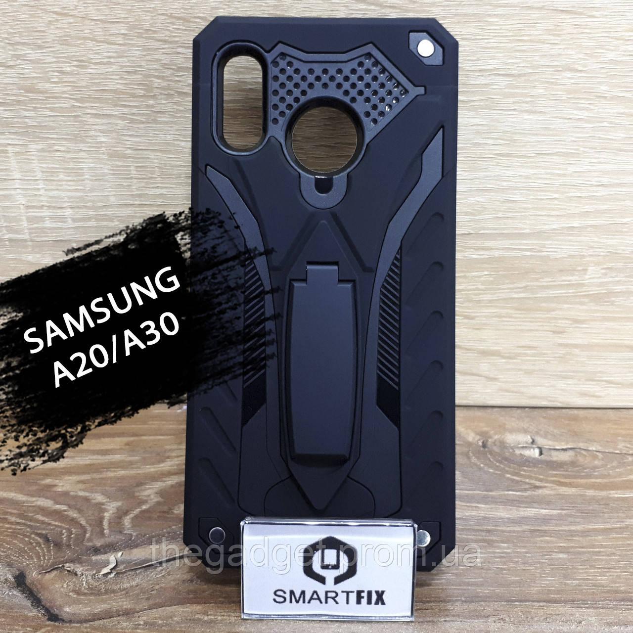 Противоударный чехол для Samsung A20/A30 iPaky