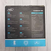 Охлаждение CPU DeepCool (Gammaxx 400), фото 2