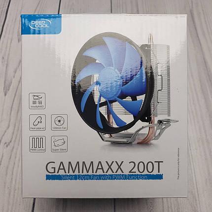 Охлаждение CPU DeepCool (Gammaxx 200T), фото 2