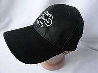 Черные кепочки молодежныекупить оптом . Арт. 77305, фото 1
