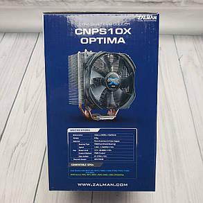 Охлаждение Zalman CNPS10X OPTIMA, фото 2