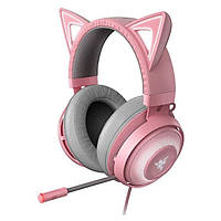 Гарнитура Razer Kraken Kitty - Quartz (RZ04-02980200-R3M1)
