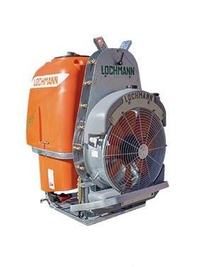 Опрыскиватели для распыления порошковых препаратов Lochmann BP 400