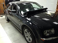 "НАШИ РАБОТЫ: Chrysler 300C Операция ""Антихром"""