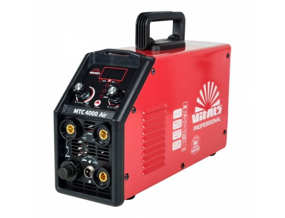 Сварочный аппарат Vitals Professional MTC 40001 Air