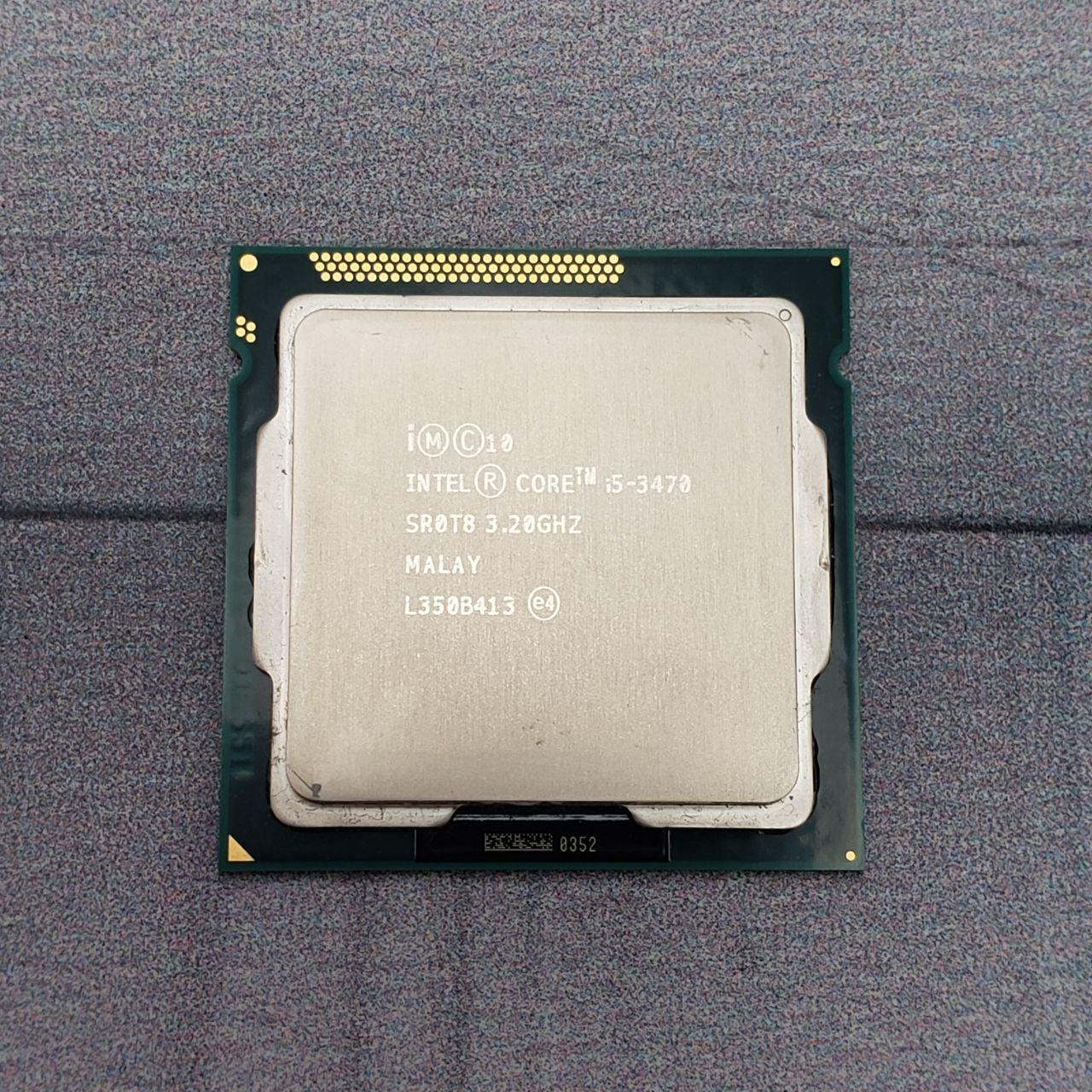 Процессор Intel i5-3470