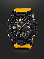 Мужские часы Casio G-SHOCK GWG-1000-1A9ER оригинал