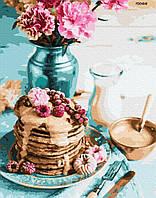 """Набір для розпису ПРЕМІУМ """"Панкейки на сніданок"""" (PGX34848)"""