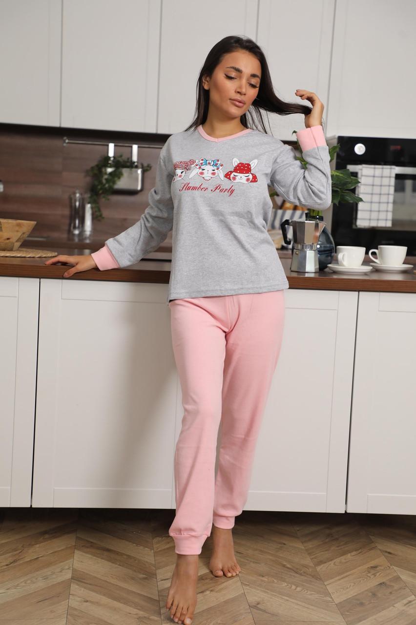 Пижама женская хлопок Турция
