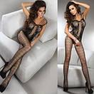 Сексуальная боди-сетка с рисунком в упаковке сексуальное белье/ эротическое белье, фото 2