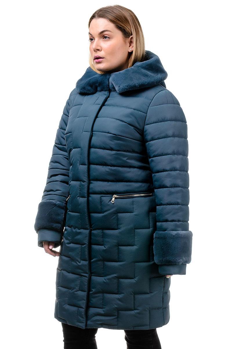 Куртка «Шэйла», 48-56, арт.247 полынь
