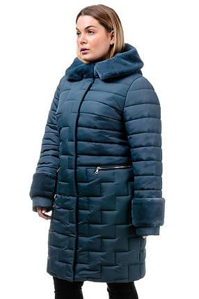 Куртка «Шэйла», 48-56, арт.247 полынь, фото 2