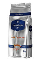 Растворимый чай Ambassador Tea Lemon 1000 гр АКЦИЯ 10+1