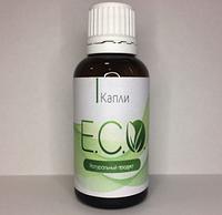 Препарат для схуднення Eco Fit Краплі для схуднення Еко Фіт.