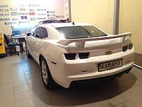 НАШИ РАБОТЫ: Работа над Chevrolet Camaro
